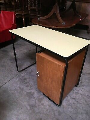 vintage tube desk 20th century (trade welcome)