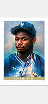 2020 Topps Game Within The Game Card Seattle Mariners Ken Griffey Jr #3