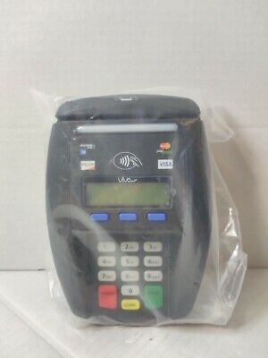 ID TECH ViVOpay 8100e Electronic Signature Capture Pad - card/chip reader