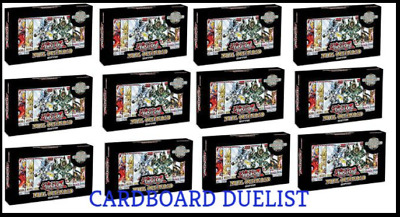 * Duel Overload Sealed Case * 12 Boxes Konami Officialy Sealed (In Hand) Yugioh!
