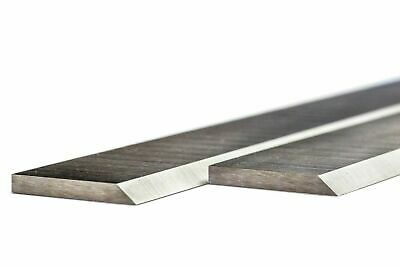 1 Pair WADKIN PLANER JOINTER BLADES 310 X 30 X 3 HSS replace Wadkin Bursgreen