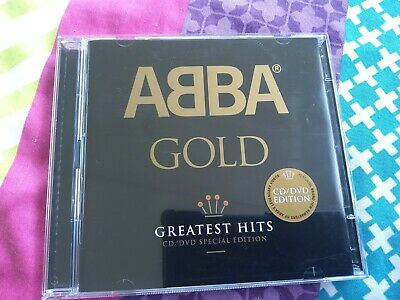 ABBA - Gold Greatest Hits Deluxe CD/DVD album