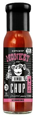 (100ml €1,66) Ketchup Monkey Himbo CHUP Himbeere 240ml