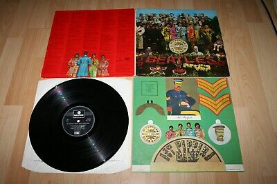 The Beatles Sgt Peppers Lonely Hearts Club Band Uk Vinyl Lp