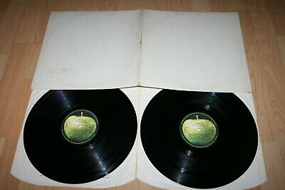 The Beatles White Album Uk Double Vinyl Lp