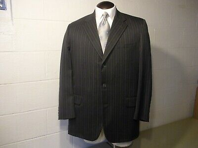 Bespoke Tom James Royal Classic(Holland & Sherry) suit size 46-R