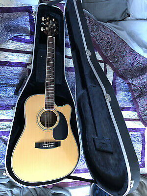 Takamine EG334C G-Series acoustic/electric guitar & hardshell case