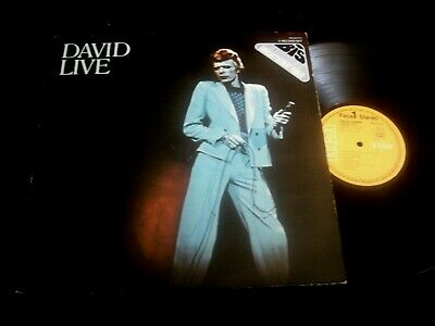 David Bowie/2Xlp/Live At The Tower Philadelphia/French Press/Ml