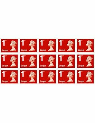 50 x LARGE 1st Class Royal Mail Postage Stamps
