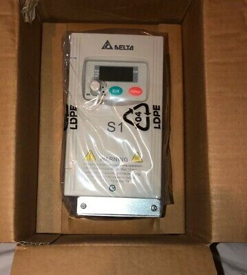New Delta Electronics Vfd004S11B Frequency Drive