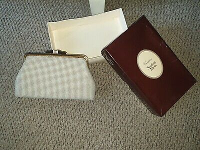 Sterling Mesh Evening Bag - Creation - Brand New