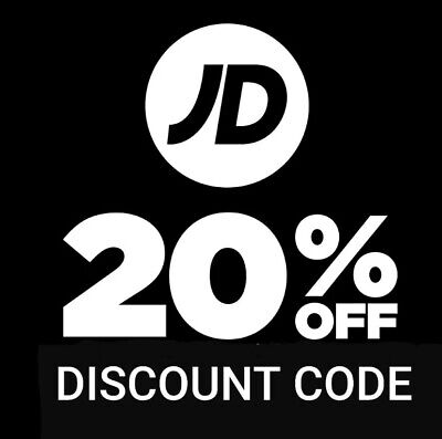JD Sports 20% Off Discount Code