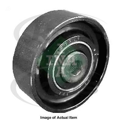 New Genuine INA Poly V Ribbed Belt Deflection Guide Pulley 532 0665 10 Top Germa