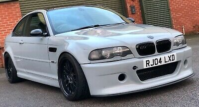 2004 BMW E46 M3~Manual~ClubSport Car~Race Car, Track Car, Good Spec....PX Poss