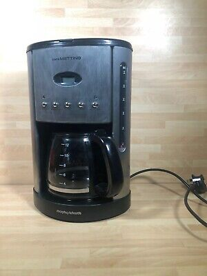 Morphy Richards 47070 Cafe Mattino Filter Coffee Maker 12 Cup