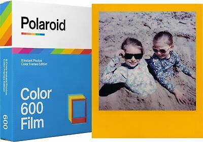Polaroid - Color 600 Film - Color Frames
