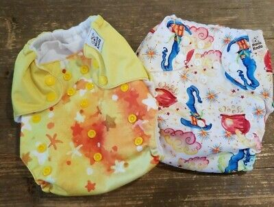 Mama Koala Pocket Cloth Diaper Harry Potter Theme With Inserts One Size