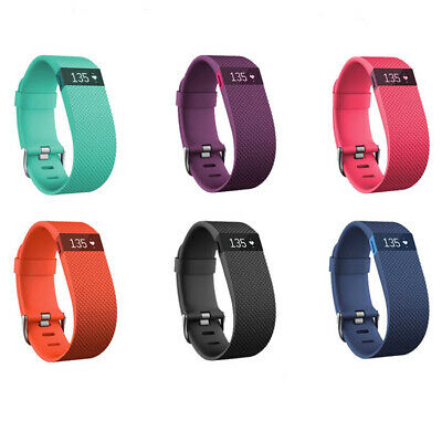 Fitbit Charge HR Fitness Wristband Activity Sleep Tracker - Many Colors & Sizes