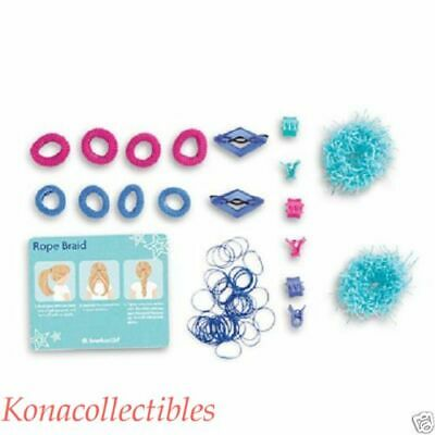 American Girl Place Adorable Accents ACTIVE Hair Accessories for Dolls New