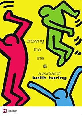 Drawing the Line: A Portrait of Keith Haring [DVD] [Region 1] [US Import] [NTSC]