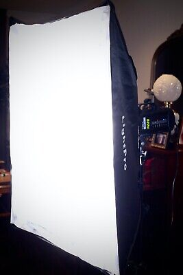 Studio Flash Strobes x3 600W/s RimeLite Mira 6, stands, soft boxes, complete kit