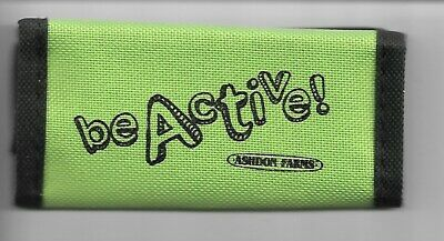 Be Active! Luggage Tage