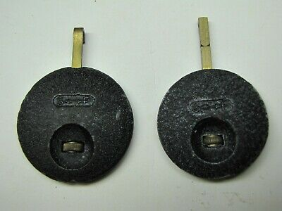 2 x Original Smiths Mantel Clock Pendulums (2)