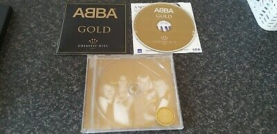 ABBA - Gold (Greatest Hits CD) VGC