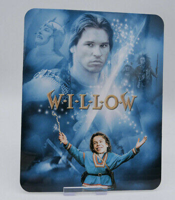 WILLOW - Glossy Fridge or Bluray Steelbook Magnet Cover (NOT LENTICULAR)