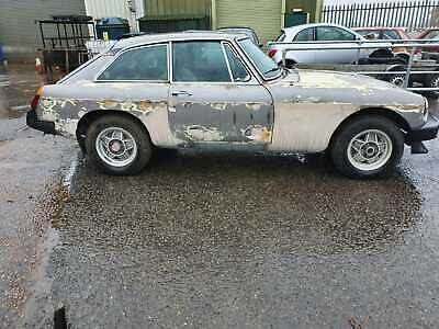 Mgb Gt Le Restoration Project