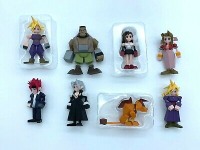 Final Fantasy VII Remake  Figure lottery Kuji G Complete Set FF7 Secret CLOUD JP
