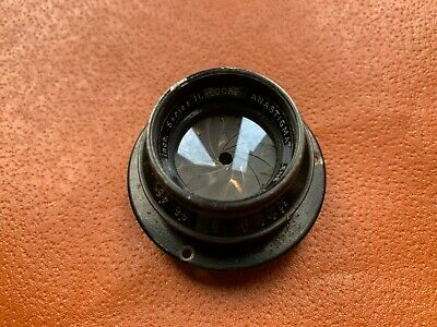 TAYLOR & HOBSON COOKE ANASTIGMAT 4 1/4 inch 105mm f4.5 with flange large format