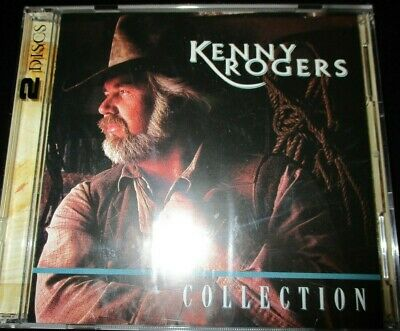 Kenny Rogers Collection Very Best Of Greatest Hits 2 CD – New