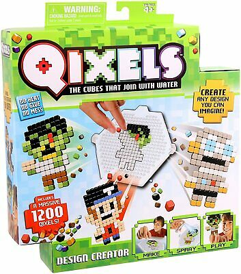New Moose Qixels - Design Creator Set 87020