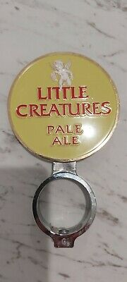 RARE Little Creatures Pale Ale Beer Badge Tap Top Decal