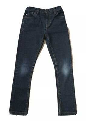 Next Boys Lovely Blue denim Jeans Age 9 Yrs in good Condition as Shown
