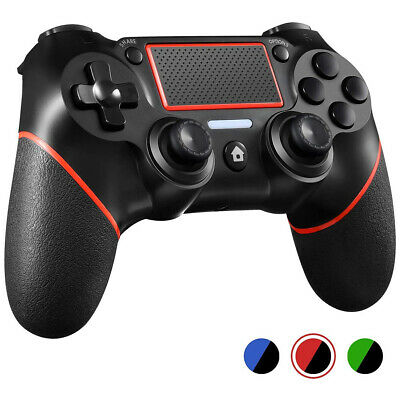 Wireless Bluetooth/Wired Gamepad Controller for Dualshock PS4 Sony PlayStation 4