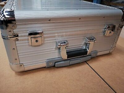 Clearance Stock! Challenger Aluminum TPF-201S-T Tool Box Briefcase