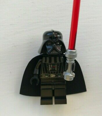 GENUINE LEGO Star Wars Darth Vader RARE Minifigure