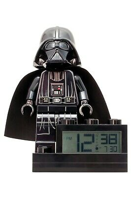 LEGO® Star Wars™ 20th Anniversary Darth Vader™ Minifigure Alarm Clock