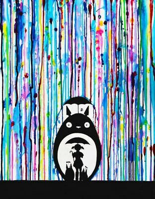 LITTLE STEPS PRINT NEW ART WATERCOLOUR PENGUIN MARC ALLANTE POSTER 61X91CM