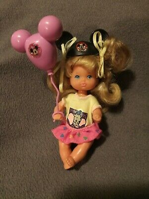 Vintage Barbie Baby Toddler Disney Mickey Mouse