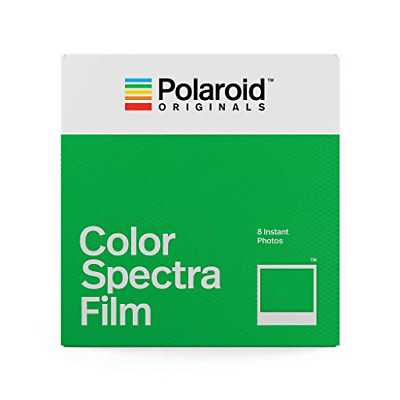 Instant Film Color Film For Image Spectra Photos Develop In 10 To 15 Mins White