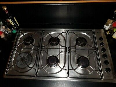 Chef Classic 6 burner gas stove top