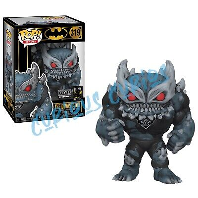 The Devastator Funko Pop FYE Exclusive Batman DC Comics Vinyl Figure - PREORDER