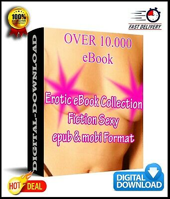Over 10.000 Titles Erotic eBook Collection Fiction epub & mobi Format - Download