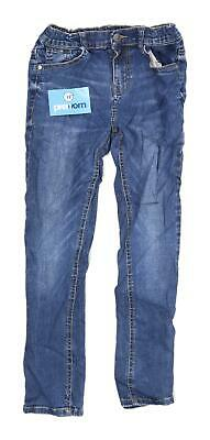 Marks & Spencer Boys Blue Jeans Age 9-10