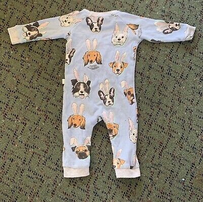 PETER ALEXANDER baby unisex boy girl easter all in one 12/18 months