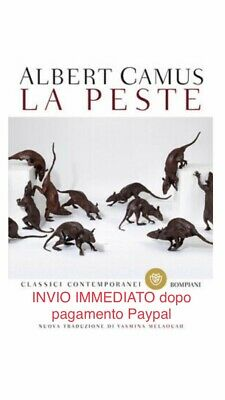LA PESTE Libro di Albert Camus. (File PDF) in italiano. Ebook