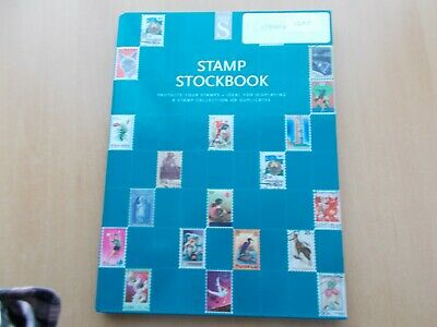 British Commonwealth - Used & mint collection in stockbook. See pics below.